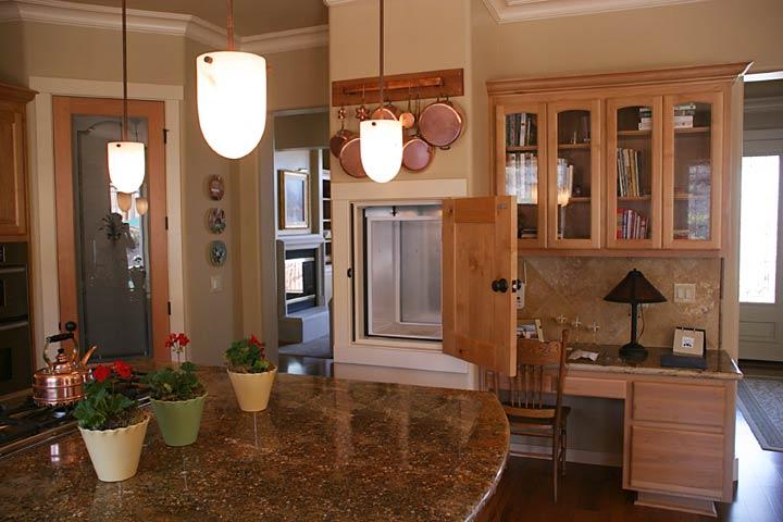 أمور تجعلك تثبت dumbwaiter في منزلك