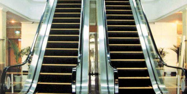 السلالم المتحركة